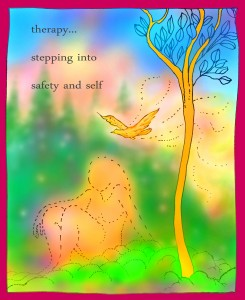 Therapy...Stepping into Safety and Self » Healing from Trauma