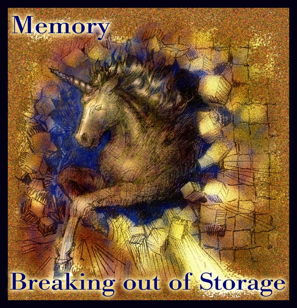 Memory Breaking Out of Storage >> Healing from Trauma