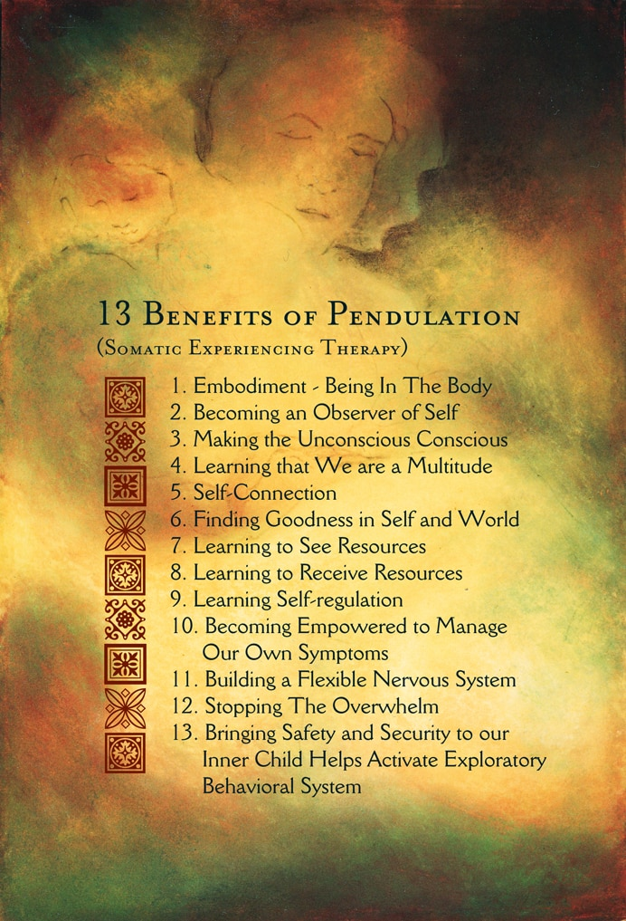 Pendulation 13 Benefits