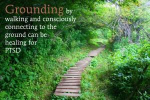grounding for ptsd