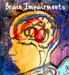 brain impairments monster