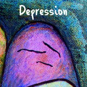 depression monster