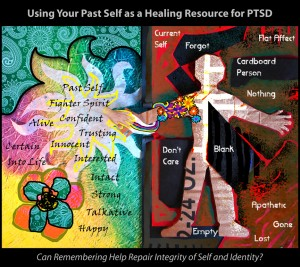 Using Your Past Self as a Healing Resource for PTSD