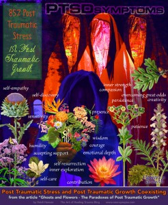 Ghosts and Flowers - The Paradoxes of Post Traumatic Growth