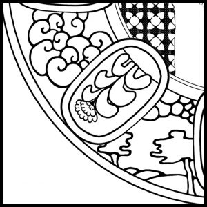 Self-Holding Step 1 Coloring Page detail